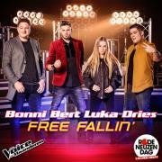 """Download nhạc Free Fallin"""" (The Voice Van Vlaanderen 2017) (Single) Mp3 hot"""