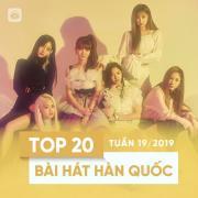 Download nhạc hay Top 20 Bài Hát Hàn Quốc Tuần 19/2019 Mp3 hot