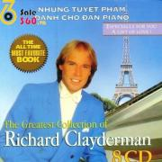 Download nhạc mới The Greastest Collection Of Richard Clayderman (Vol. 5) chất lượng cao