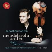 Tải nhạc Mendelssohn & Britten: Violin Concertos hot