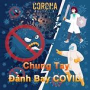 Tải bài hát online Chung Tay Đánh Bay COVID hot